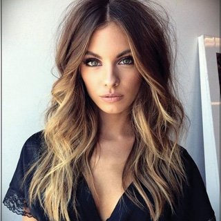 Layered Wavy Long- Perfect haircut Lengths 2020