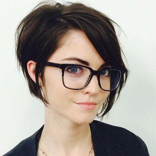 Textured Pixie Bob- Perfect haircut Lengths 2020