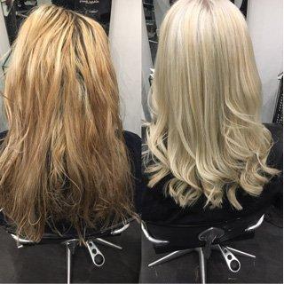 We Create Beautiful Blondes