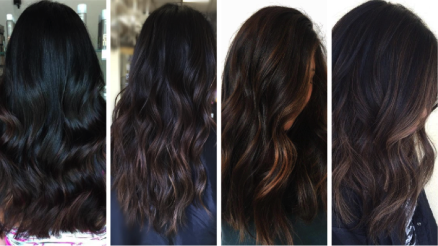 Balayage At Eutopia Hair Salon